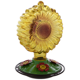 Sunflower Hummingbird Feeder