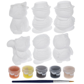 Fall Plaster Craft Kit