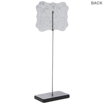 Metal Chalkboard Stands