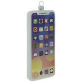 Mint Cell Phone Ornament