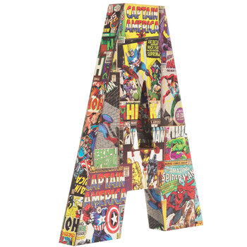 Marvel Letter Wood Wall Decor