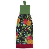 Winter Fruit Tie Kitchen Towel