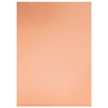 "Copper Metal Sheet - 5"" x 7"""