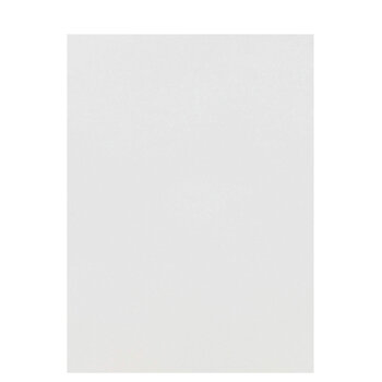 "White Self-Adhesive Foam Sheet - 9"" x 12"""