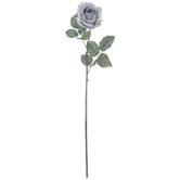 Gray Full Rose Stem