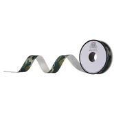 "Camouflage Twill Ribbon - 5/8"""