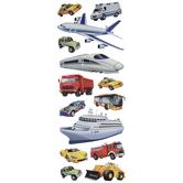 Transportation Stickers
