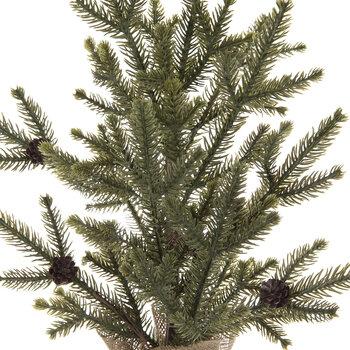 "Pinecone Spruce Tree - 18"""
