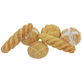 Miniature Assorted Breads