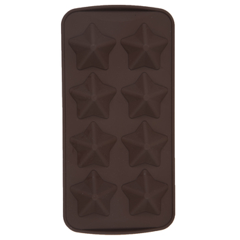 Stars Silicone Chocolate Mold