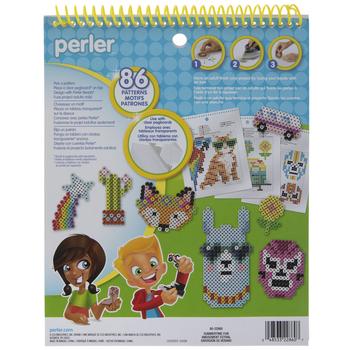 Summer Perler Bead Pattern Pad