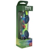 Youth Tie-Dye Silicone Swim Goggles