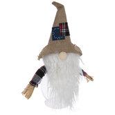 Scarecrow Gnome Container