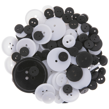 Assorted Round Buttons