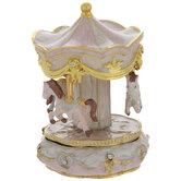 Carousel Jewelry Box