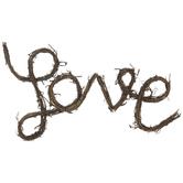 Love Vine Decor
