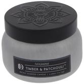 Timber & Patchouli Candle Tin