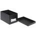Black Mini Storage Box