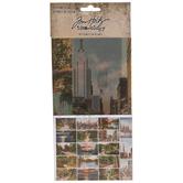 Postcard Vellum Scenes