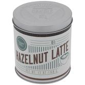 Hazelnut Latte Candle Tin