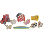 Farm Wood Toys