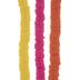 Pink, Orange & Yellow Clay Disc Bead Strands