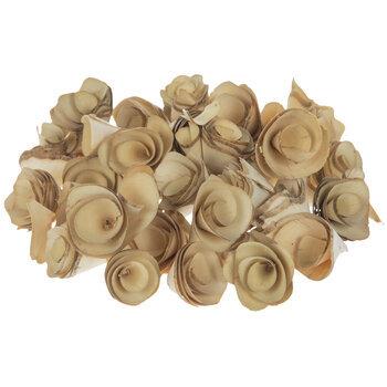 Natural Wood Rose Shavings