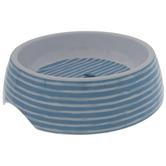 Southern Marsh Striped Pet Food Bowl
