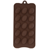 Easter Eggs Silicone Chocolate Mold