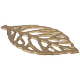 Gold Leaf Trivet