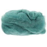 Light Teal Artiste Wool Roving