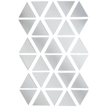 Adhesive Mirror Decals
