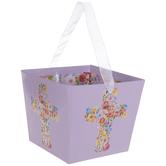John 11:25 Floral Gift Box
