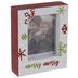 Merry Merry Wood Frame - 2