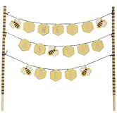 Sweet As Can Bee Cake Banner