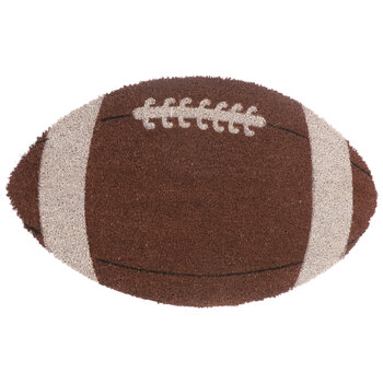 Football Coir Doormat