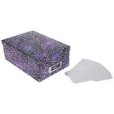 Cosmic Stars Photo Storage Box