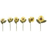 Sunflower Embellishments