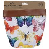 Multi-Color Butterflies Bag Planter