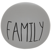 Family Sphere Decor