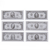 Miniature United States Currency