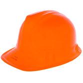 Orange Construction Hat