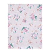 "Pink Floral Scrapbook Paper - 8 1/2"" x 11"""
