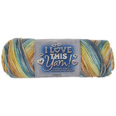 Print I Love This Yarn