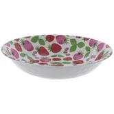 Strawberry Serving Bowl