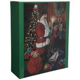 Santa Filling Stockings Puzzle