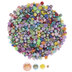 Multi-Color Acrylic Cabochons