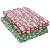 From Santa Gift Boxes