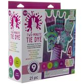 Berry Blast Two Minute Tie-Dye Kit