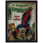 The Amazing Spider-Man Framed Wall Decor